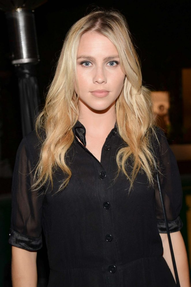 Claire Holt - Oliver Peoples 30th Anniversary party in Los Angeles