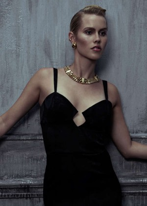 Claire Holt - Schon Magazine (May 2015)