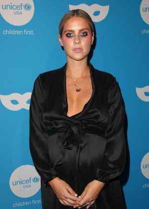 Claire Holt - UNICEF Masquerade Ball 2018 in Los Angeles