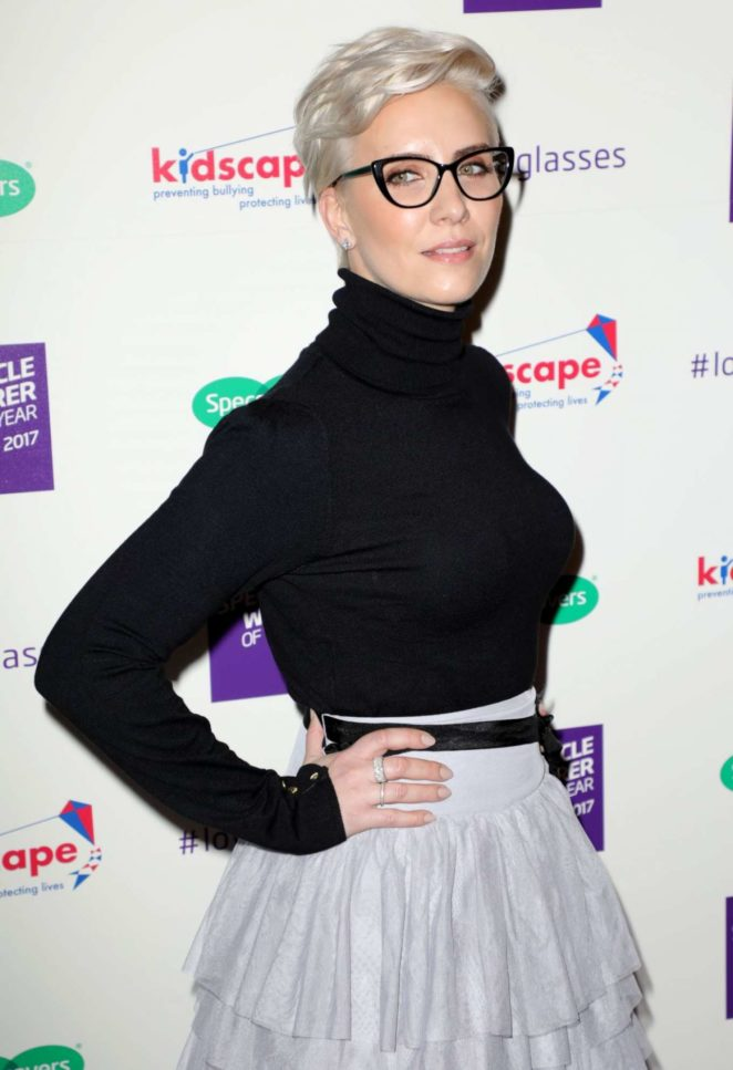 Claire Richards - Spectacle Wearer Of The Year in London