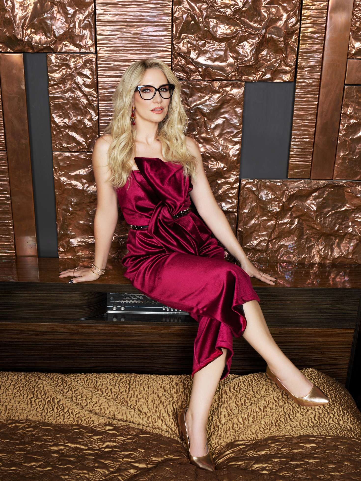 Claire Richards - Spectacle Wearer of the Year Photoshoot (March 2018)