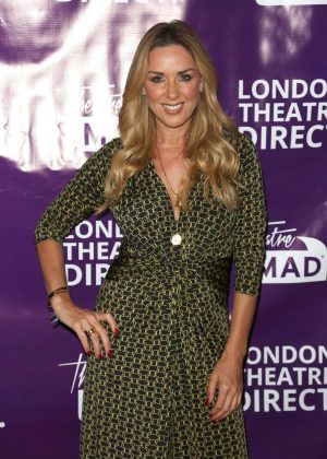 Claire Sweeney - MAD Trust Charity Gala in Association with London Theatre Direct in London