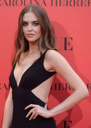 Clara Alonso - VOGUE Spain 30th Anniversary Party in Madrid