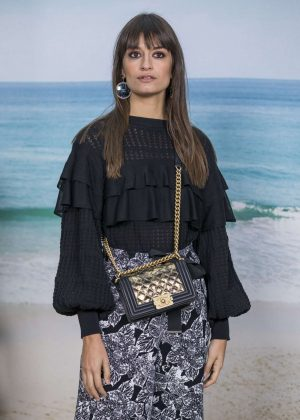 Clara Luciani - Chanel Fashion Show in Paris