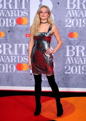 Clara Paget - 2019 BRIT Awards in London