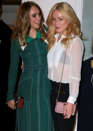 Clara Paget and Suki Waterhouse - One For The Boys Fashion Ball 2016 in London