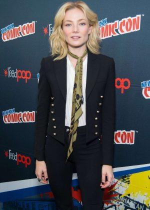 Clara Paget - 'Black Sails' Panel at 2016 New York Comic-Con