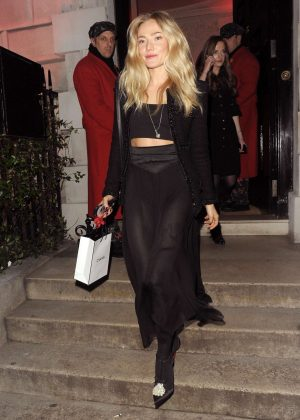 Clara Paget - Chanel No. 5 Party in London