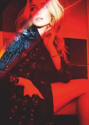 Clara Paget - Tatler UK Magazine (February 2016)