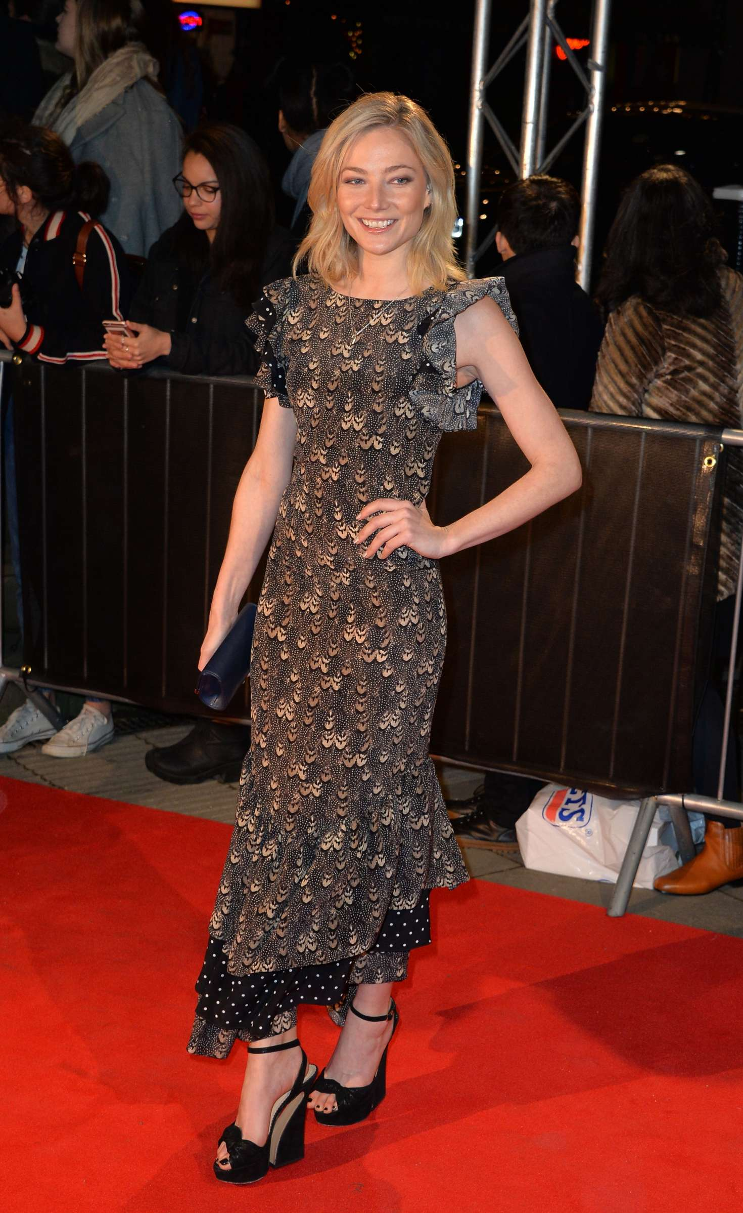 Clara Paget: The Naked Heart Foundation Fabulous Fund Fair