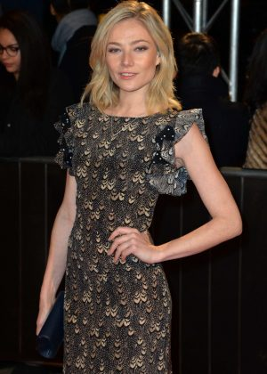 Clara Paget - The Naked Heart Foundation Fabulous Fund Fair in London