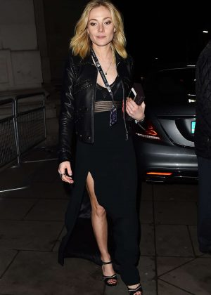 Clara Paget - Universal Music Brit Awards After Party in London
