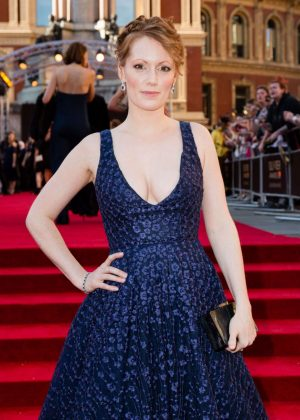 Clare Foster - 2017 Olivier Awards in London