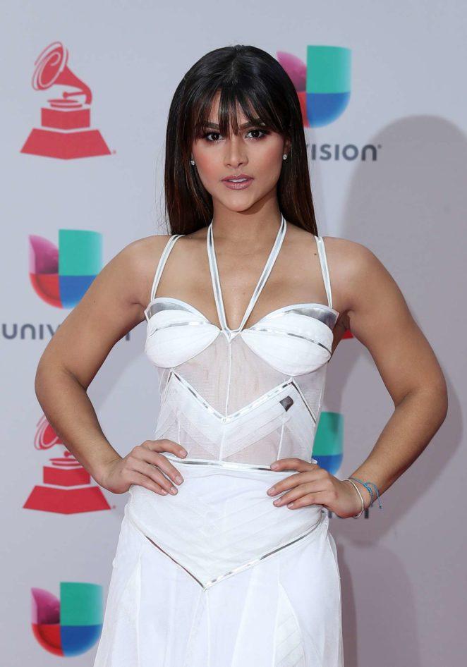 Clarissa Molin - 2017 Latin Grammy Awards in Las Vegas