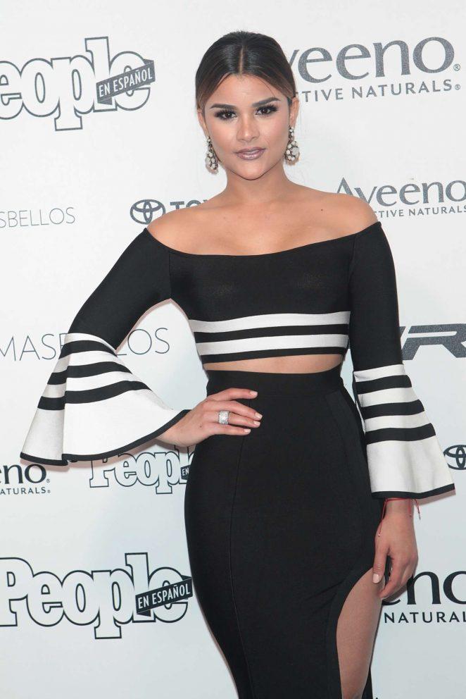 Clarissa Molina - 2017 People en Espanols 50 Most Beautiful Gala - New York