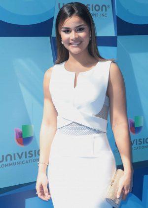 Clarissa Molina - 2017 Univision Upfront Presentation in New York
