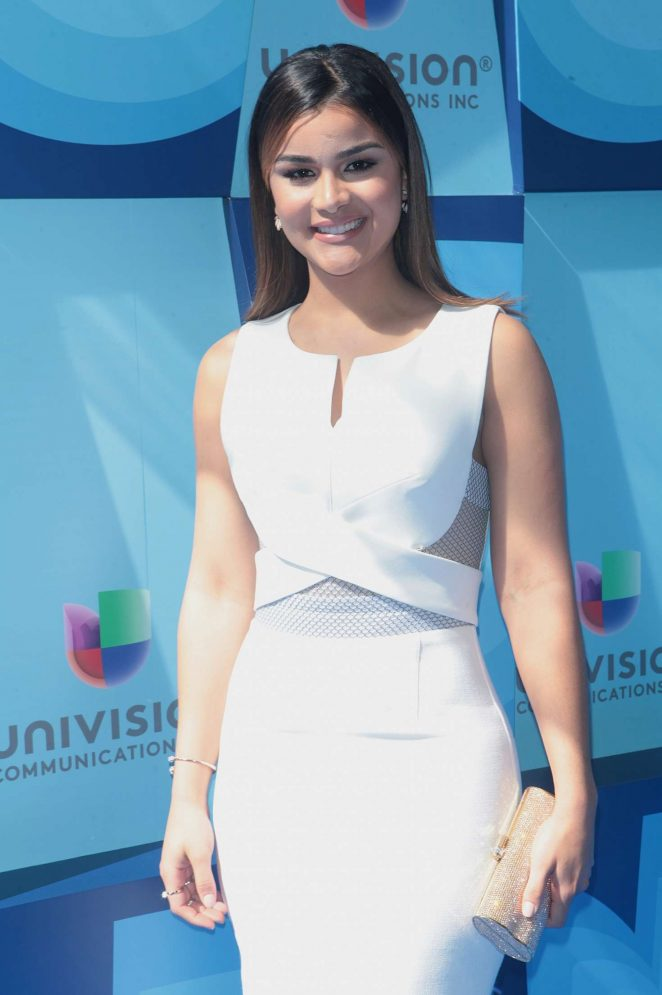 Clarissa Molina - 2017 Univision Upfront Presentation in New York