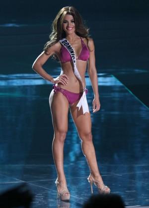 Clarissa Molina - Miss Universe 2015 Preliminary Round in Las Vegas