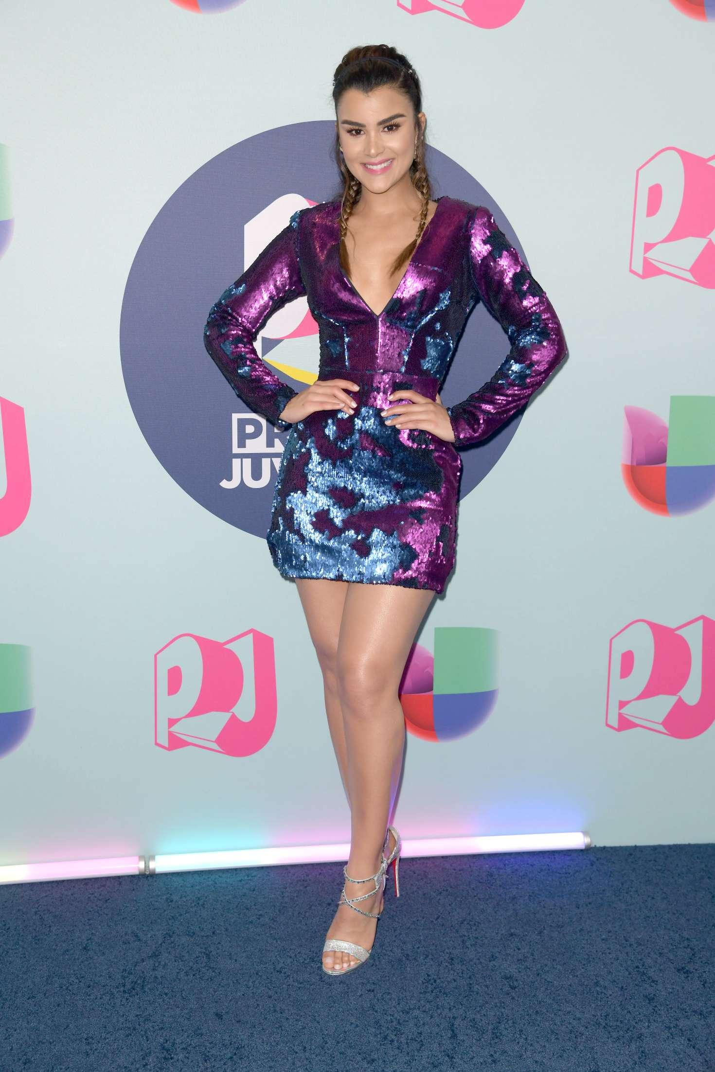 Clarissa Molina - Premios Juventud Awards 2018 in Miami