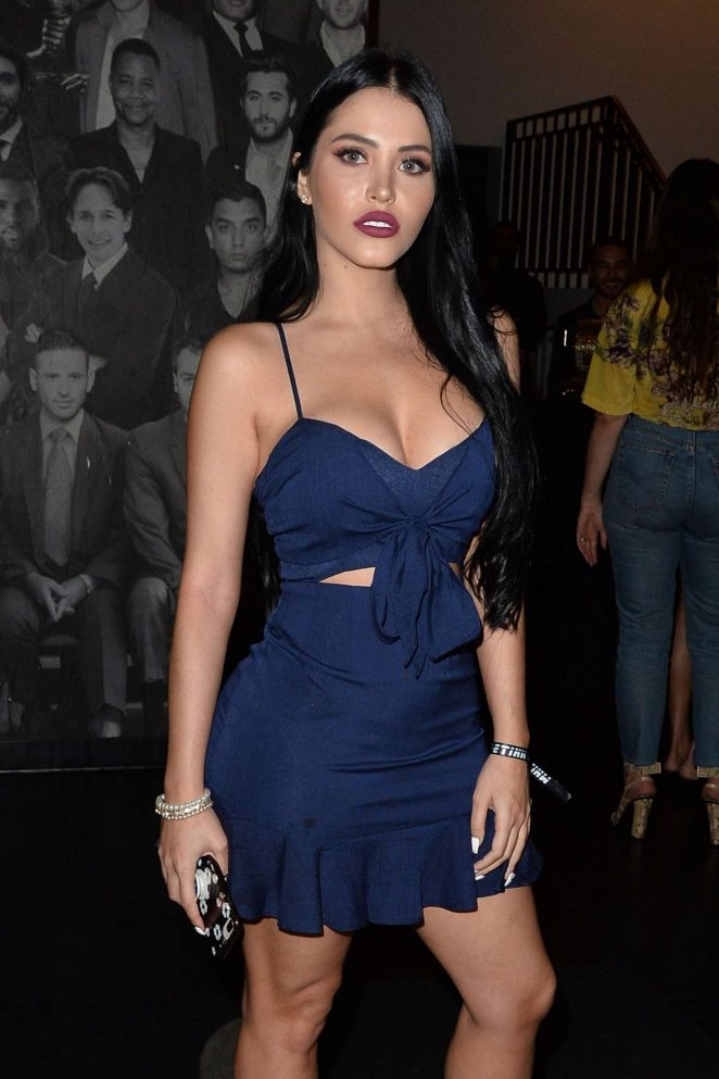 Claudia Alende – Night out at Catch in West Hollywood