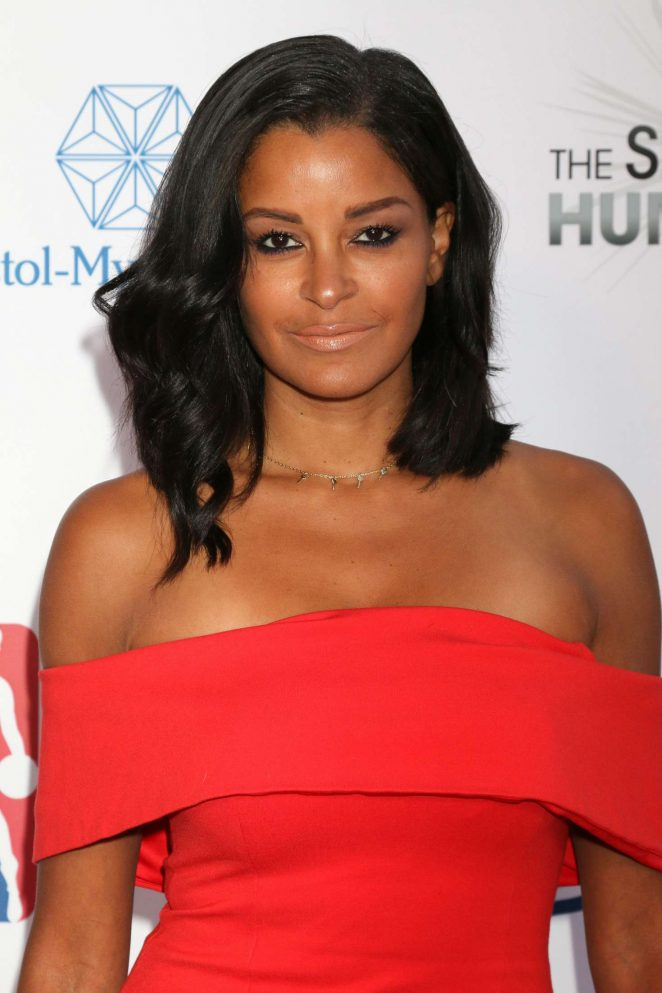 Claudia Jordan – 4th Annual Sports Humanitarian Awards in Los Angeles