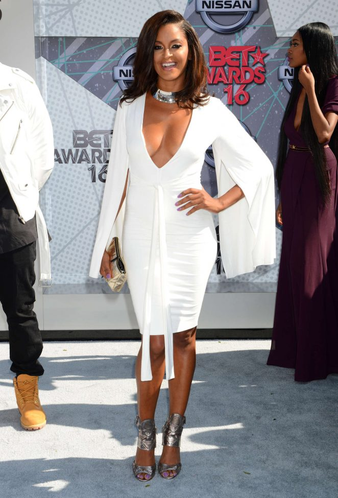 Claudia Jordan - BET Awards 2016 in Los Angeles