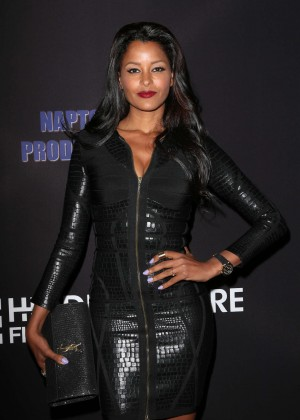 Claudia Jordan - Freestyle Releasing 'Meet The Blacks' Premiere in Hollywood
