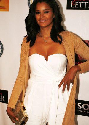 Claudia Jordan - 'Jason's Letter' Screening in Philadelphia