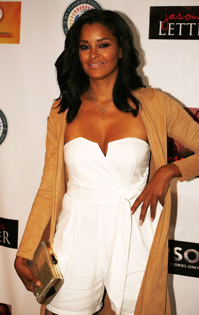 Claudia Jordan - 'Jason's Letter' Screening in Philadelphia