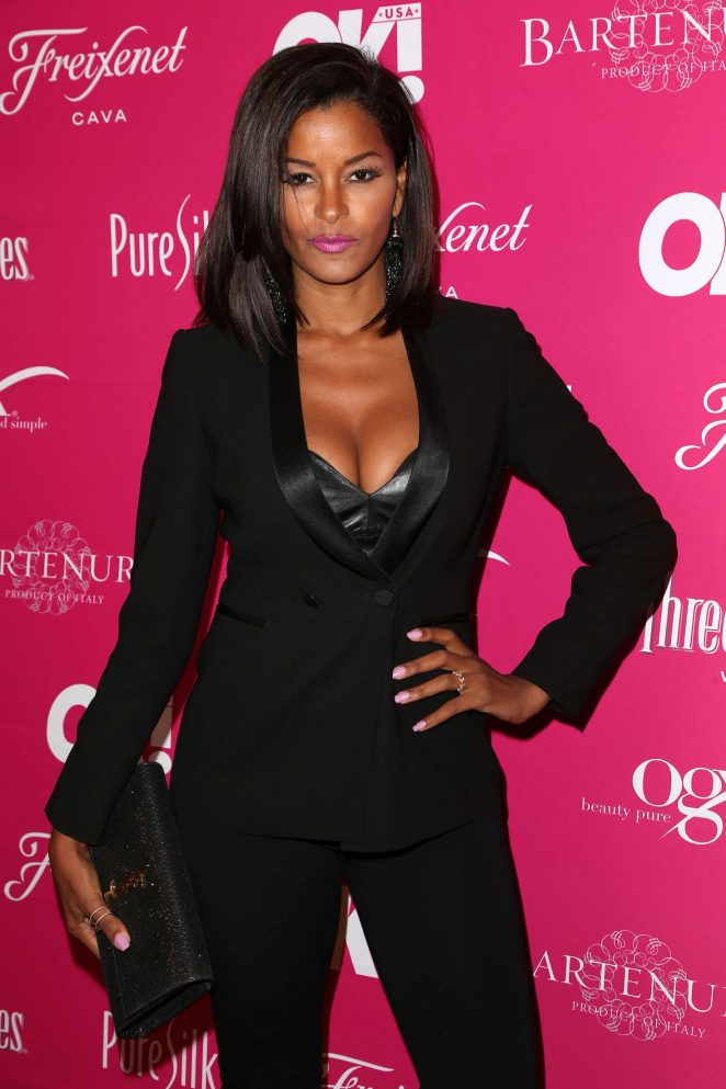 Claudia Jordan - OK! Magazine So Sexy LA Party in Los Angeles