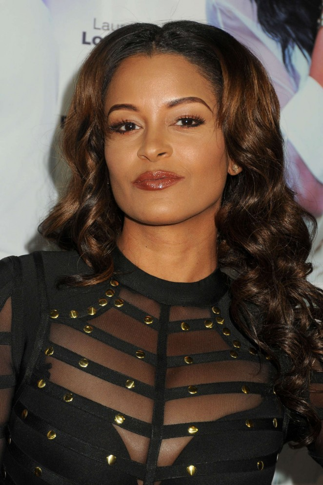 Claudia Jordan - 'The Perfect Match' Premiere in Los Angeles