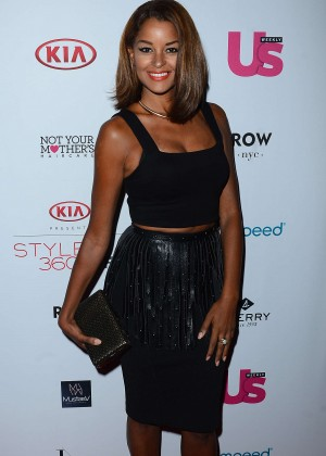 Claudia Jordan - US Weekly Celebrates New York Fashion Week in NY