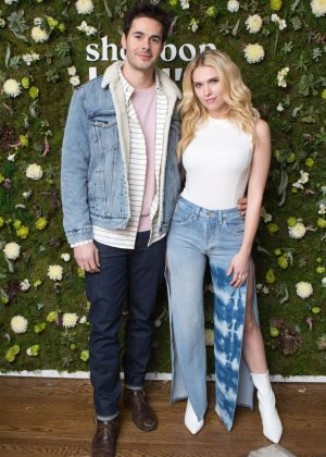Claudia Lee - Shopbop + Levi's Made and Crafted Celebrate Exclusive Capsule Collection in LA