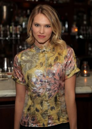 Claudia Lee - Wolk Morais Collection 4 Fashion Show in Los Angeles