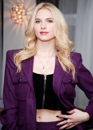 Claudia Lee - Wolk Morais Collection 6 Fashion Show in LA