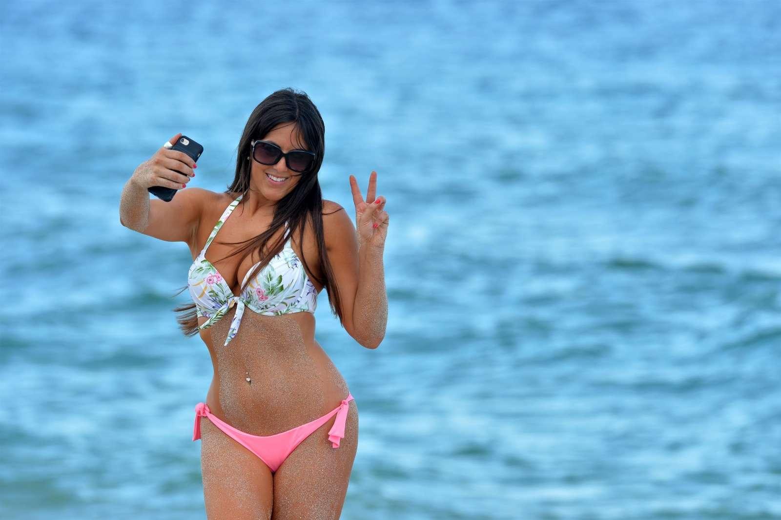 Claudia Romani 2017 : Claudia Romani in Bikini 2017 -31