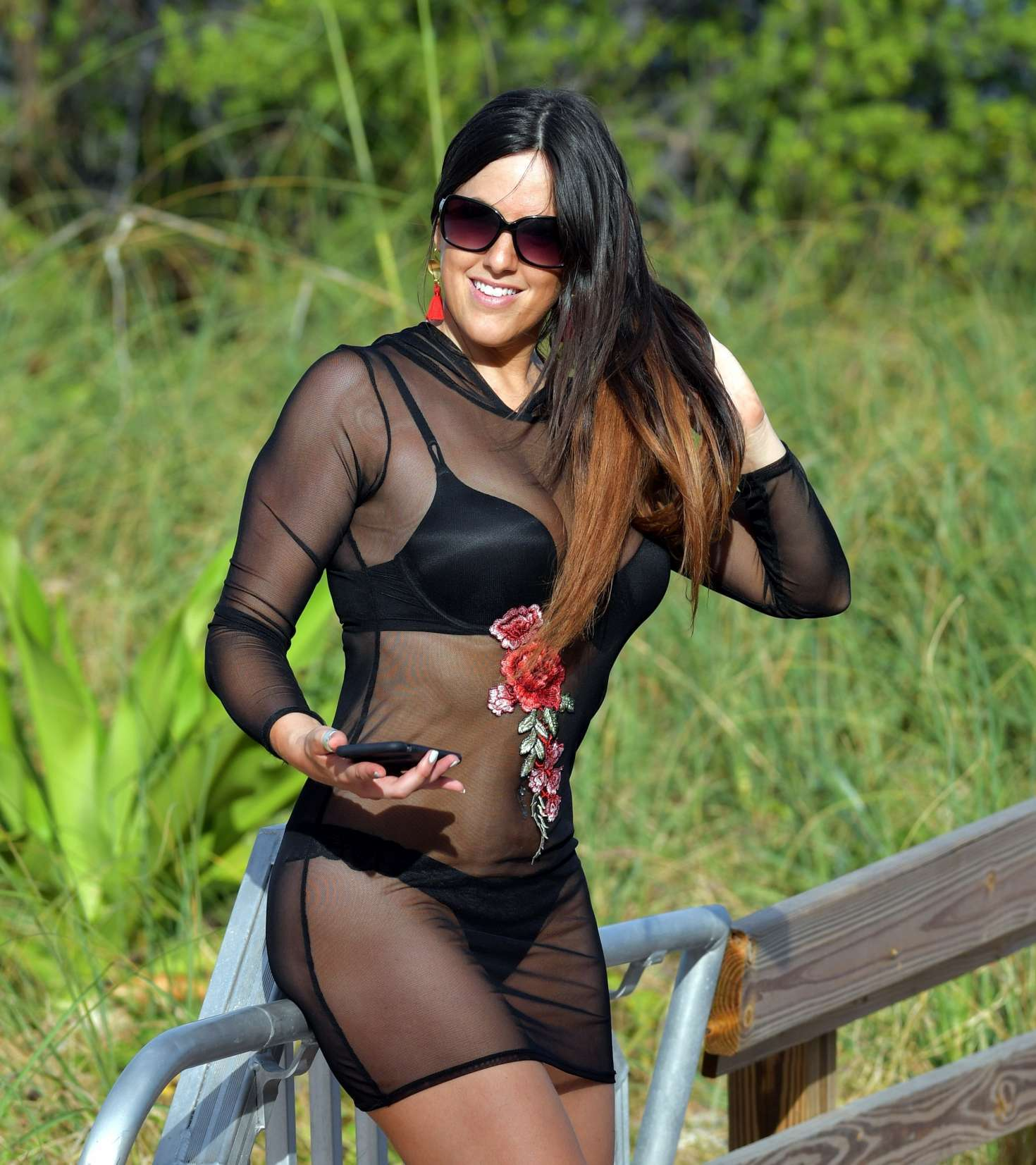 Claudia romani see through nude (32 photos)
