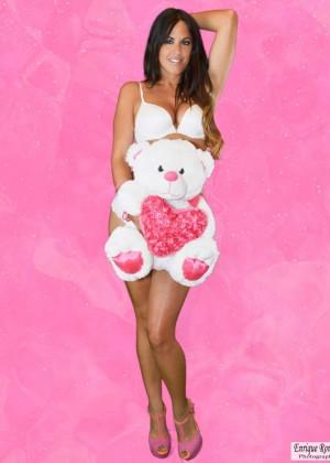 Claudia Romani: Valentines Day Photoshoot 2015 -01