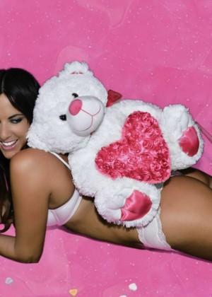 Claudia Romani: Valentines Day Photoshoot 2015 -06