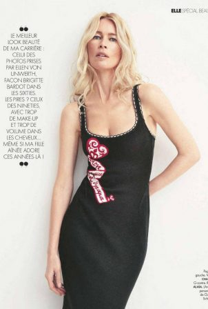 Claudia Schiffer - Elle France Magazine (May 2020)