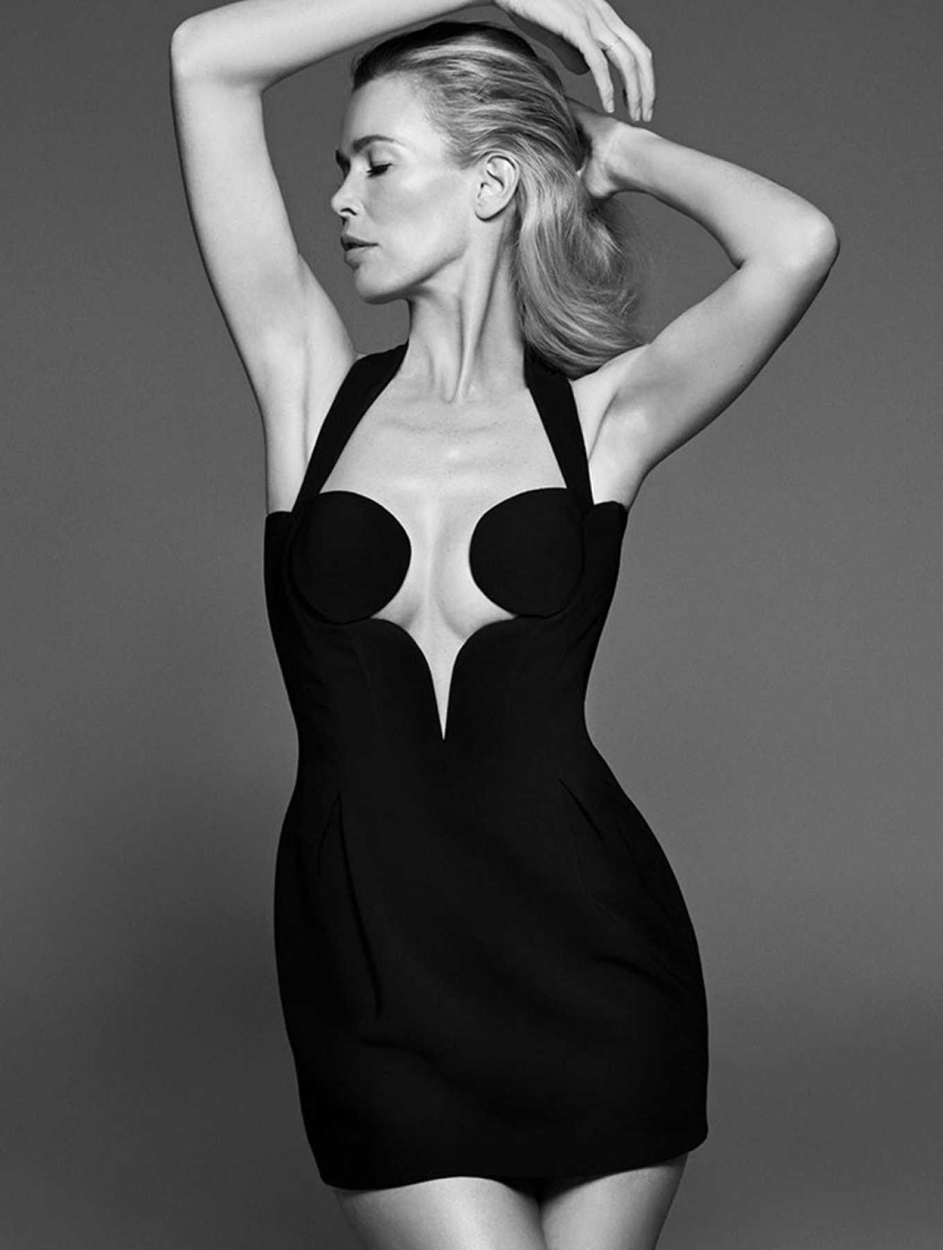Claudia Schiffer - Elle UK Magazine (May 2020)