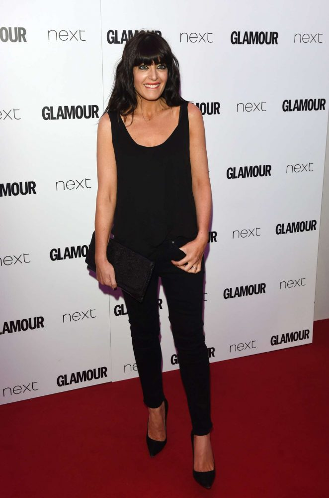 Claudia Winkleman - Glamour Women of the Year Awards 2016 in London