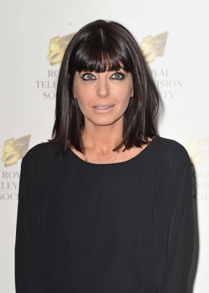 Claudia Winkleman - Royal Television Society Programme Awards 2015 in London