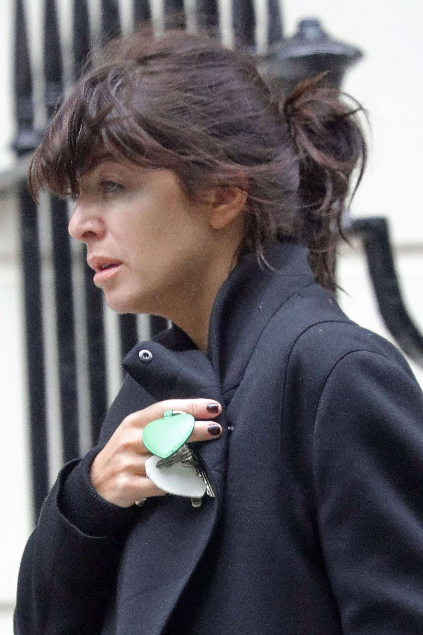 Claudia Winkleman Without Make Up 07 Gotceleb