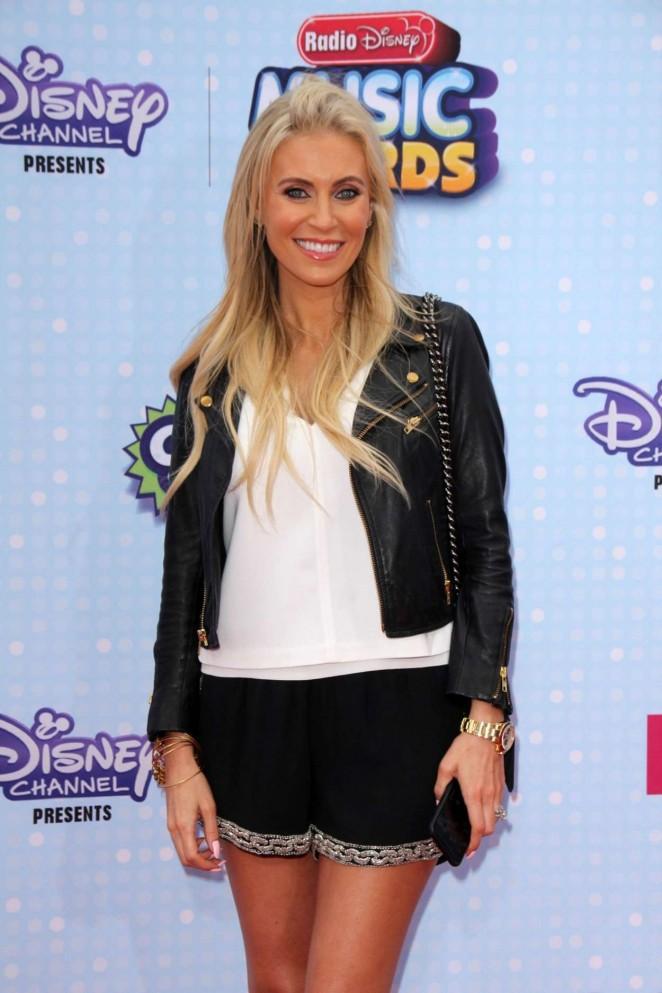 Claudine Palmer - 2015 Radio Disney Music Awards in Los Angeles