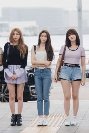 CLC - Arrives at Airport in Incheon