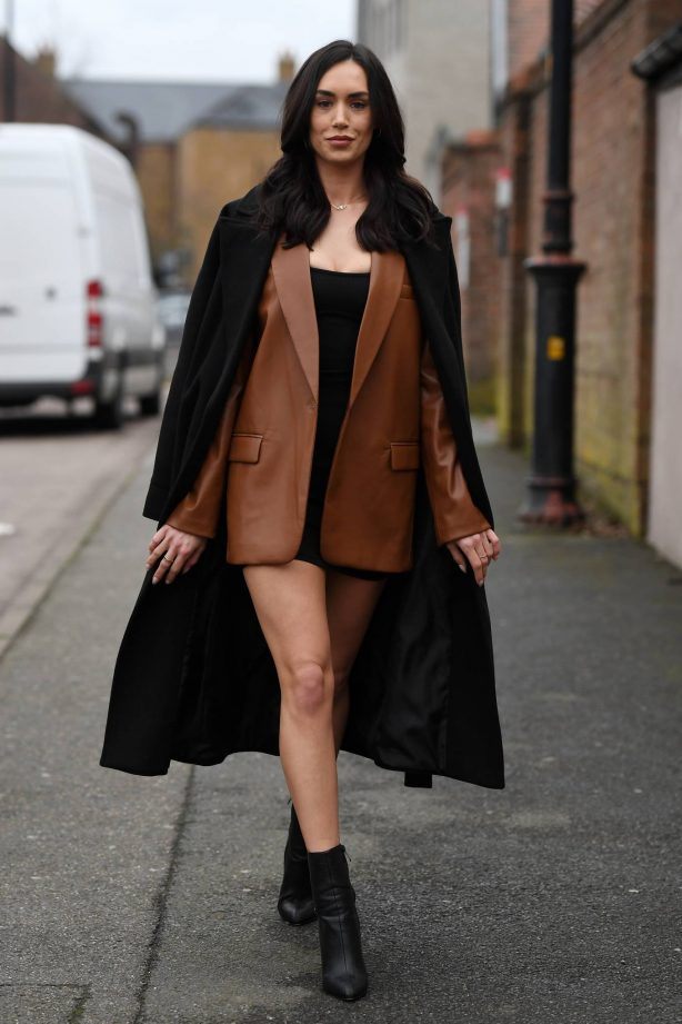 Clelia Theodorou - TOWiE TV show set in Brentwood
