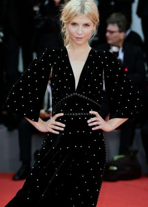 Clemence Poesy - A Star Is Born Premiere - 2018 Venice Film Festival