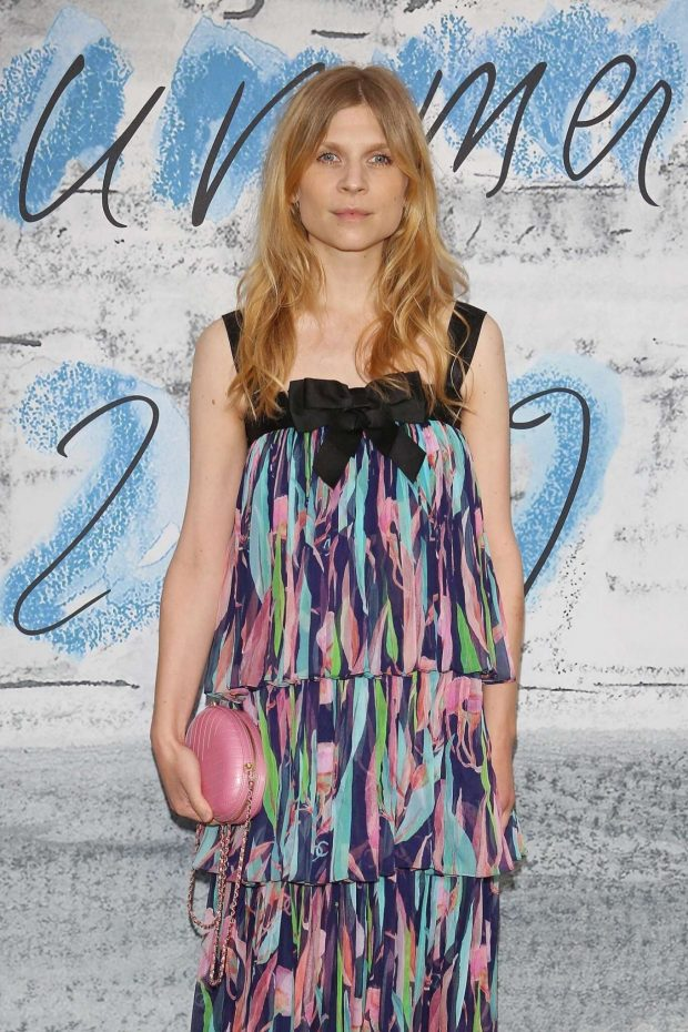 Clemence Poesy - Serpentine Gallery Summer Party 2019 in London