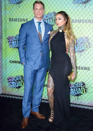 Cleo Wattenstrom - 'Suicide Squad' Premiere in New York